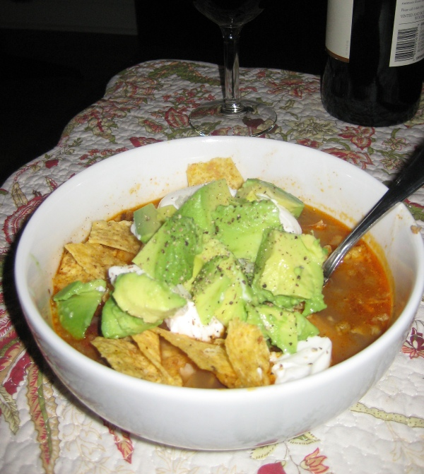 Mexican Turkey Soup_1