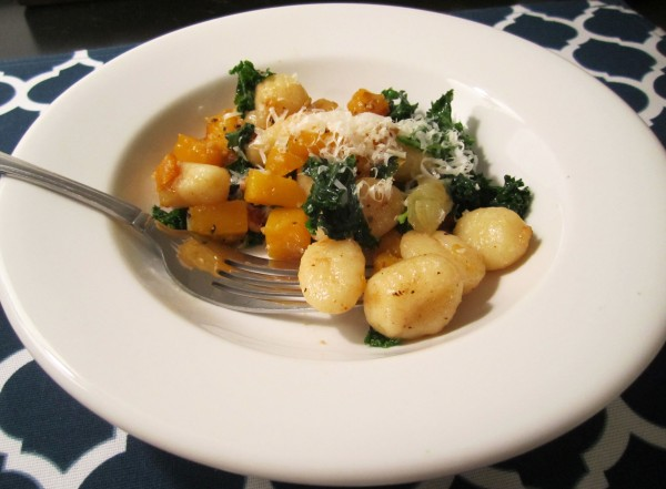Brown Butter Gnocchi Butternut Squash_3