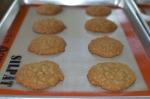 Brown Sugar OatmealCookies